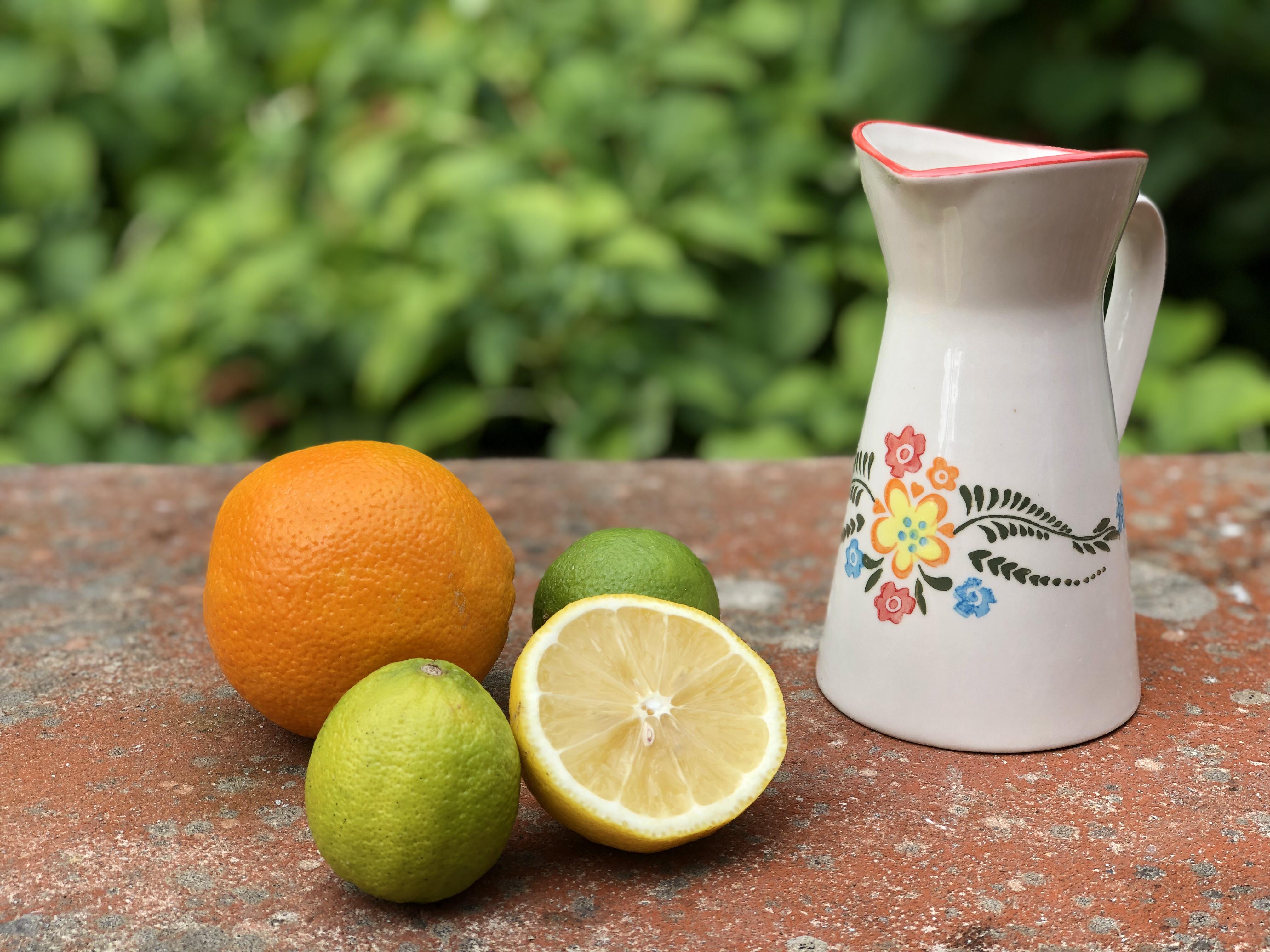 Recepten vinegrett med citrus