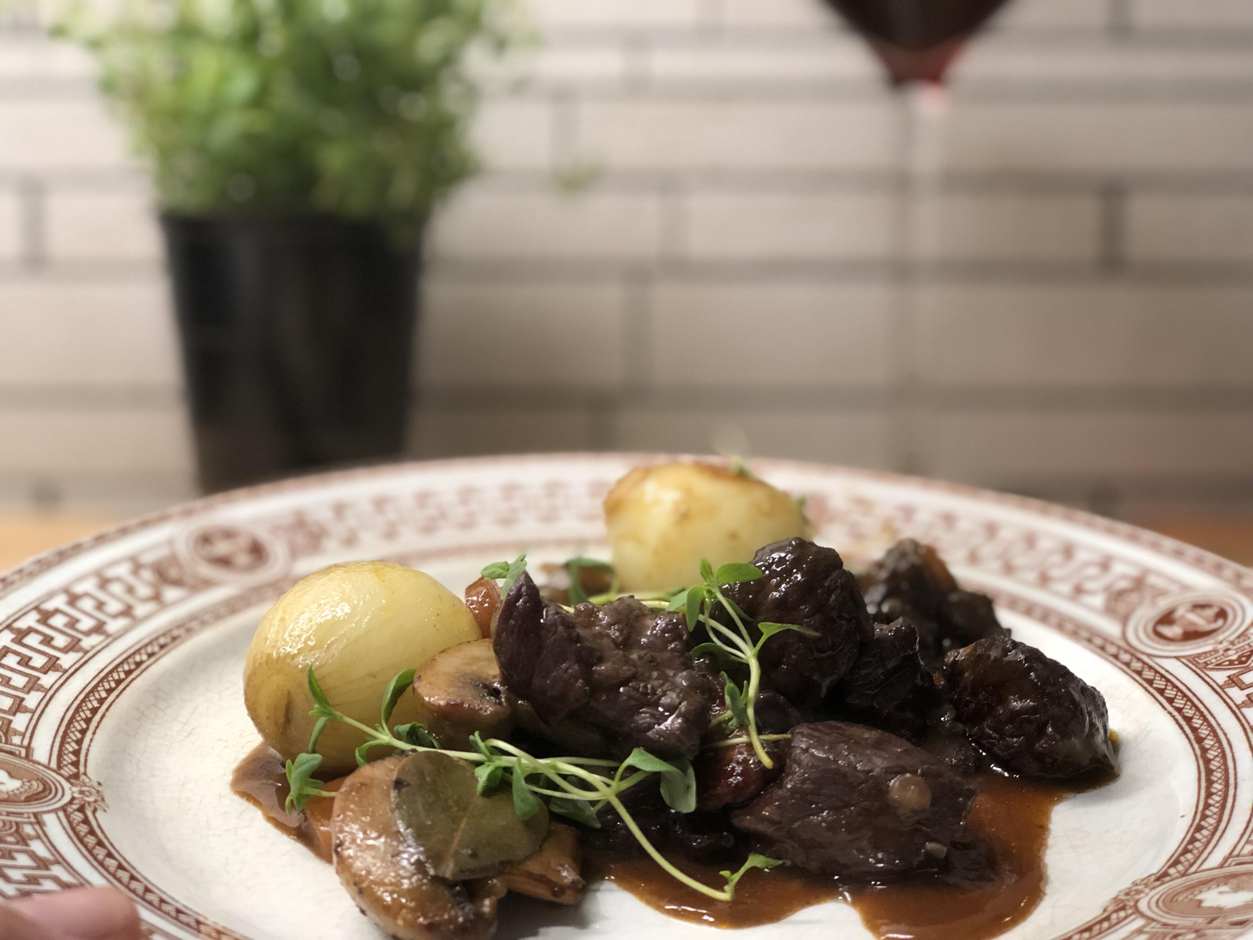 Klassiskt recept på köttgryta