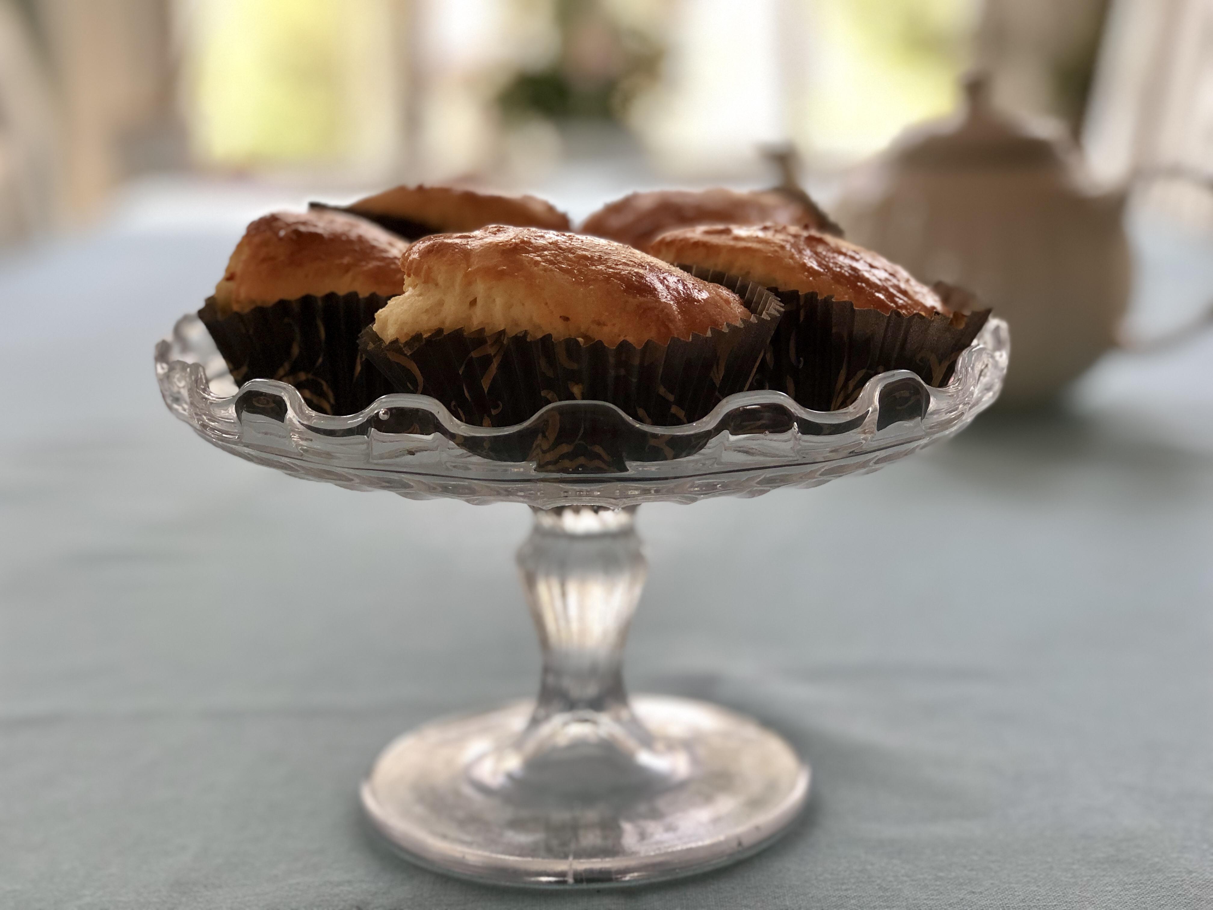 Engelska scones Afternoon tea