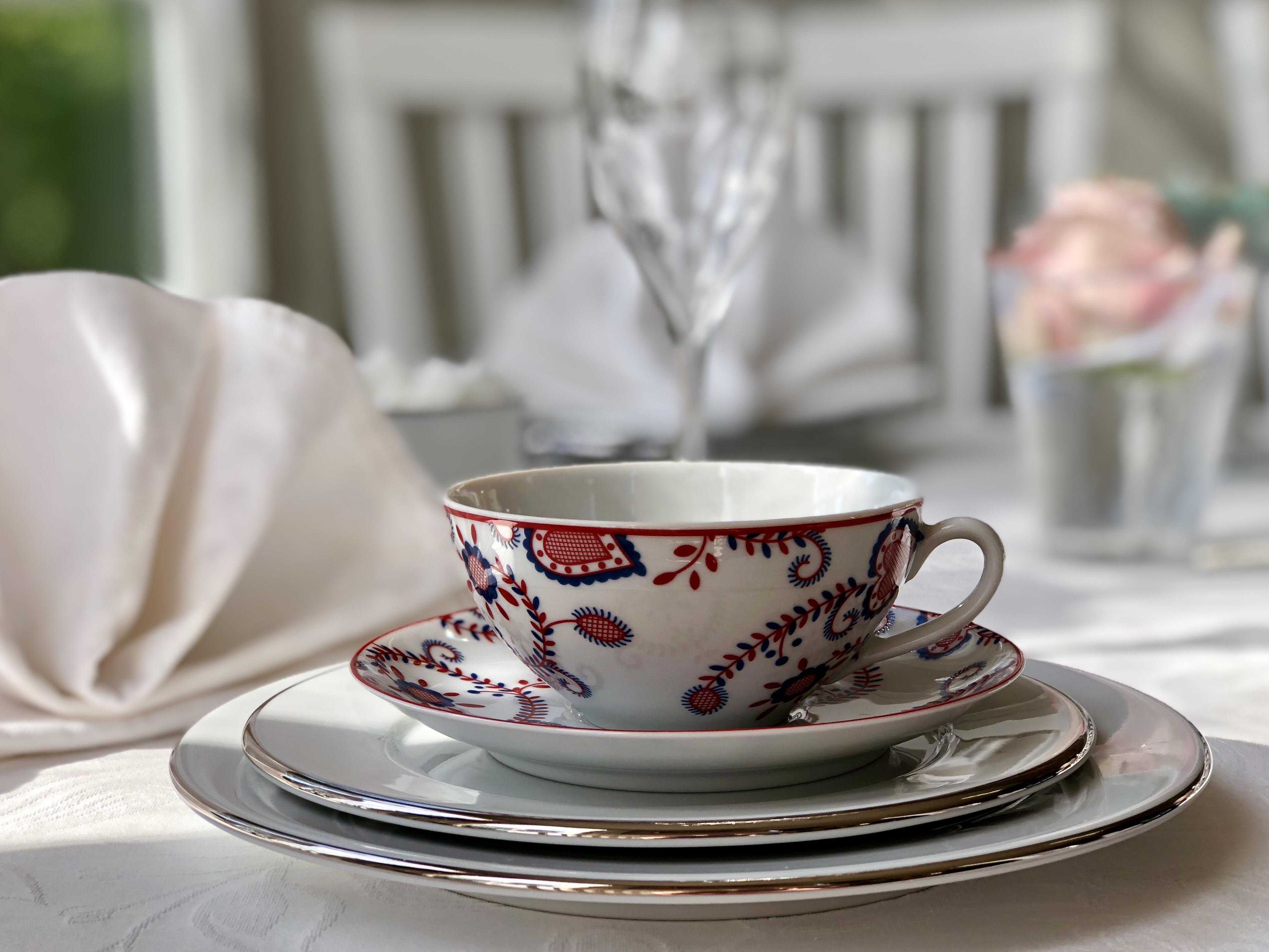 Duka Afternoon Tea Vista Alegre