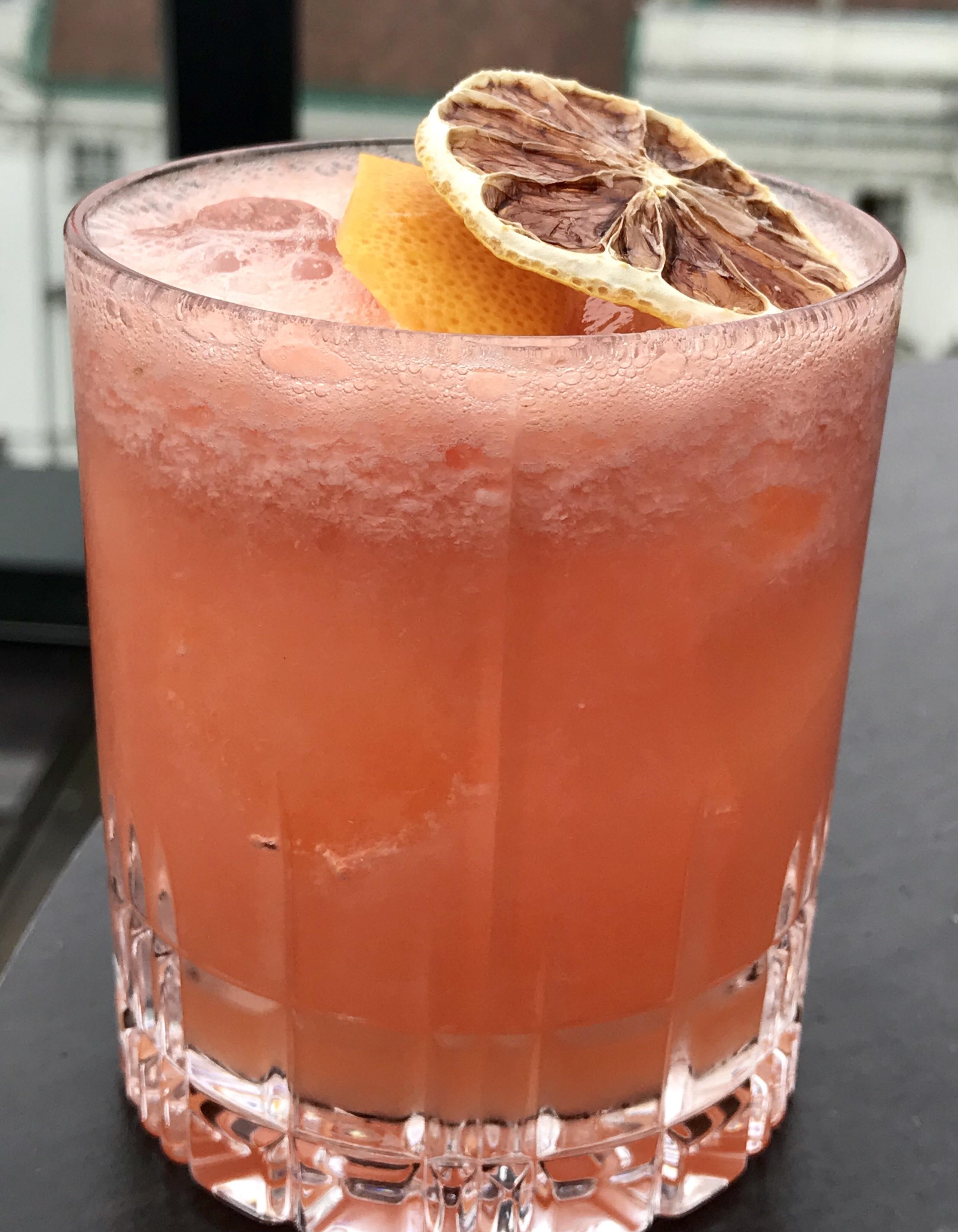 Recept på drink med gin