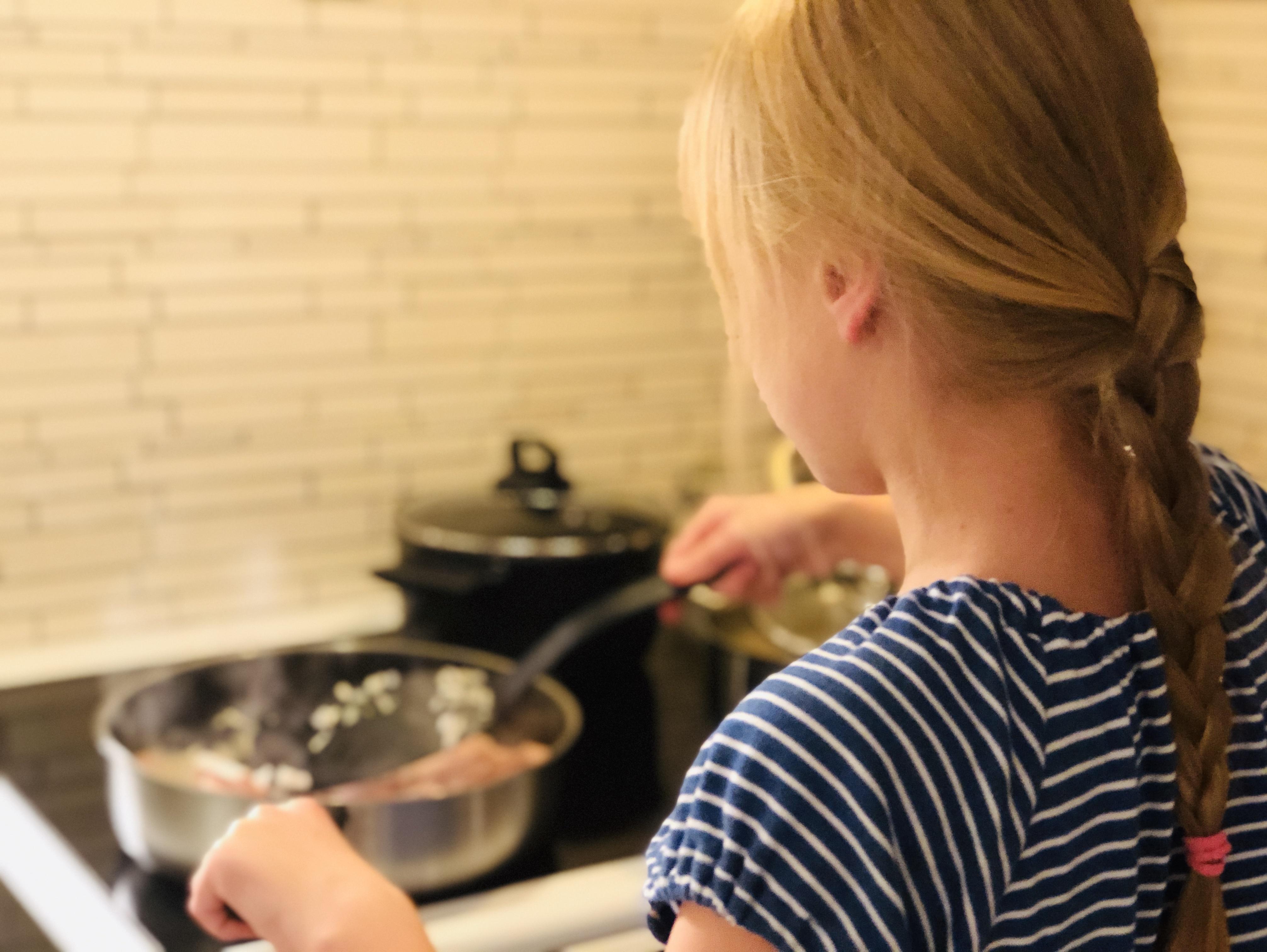 Korv Stroganoff falukorv kalkonfalukorv barn lagar mat