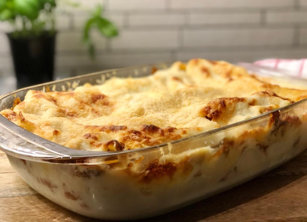 Recept klassisk lasagne al forno