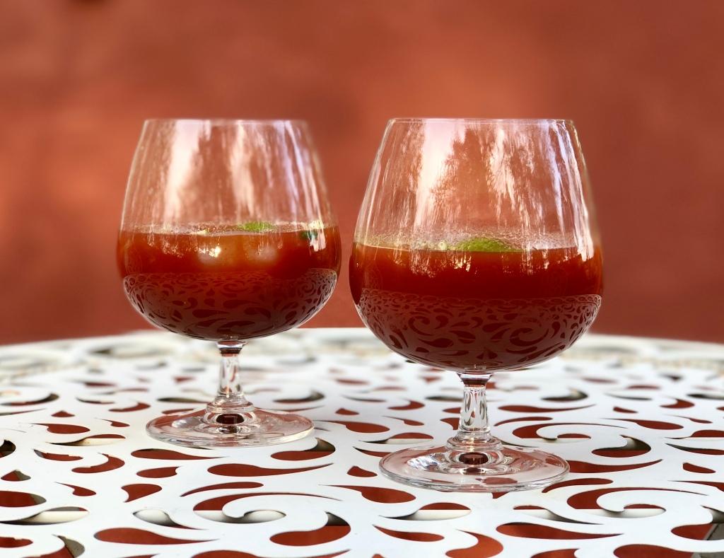 Bloody Mary Maria recept cachaca drink